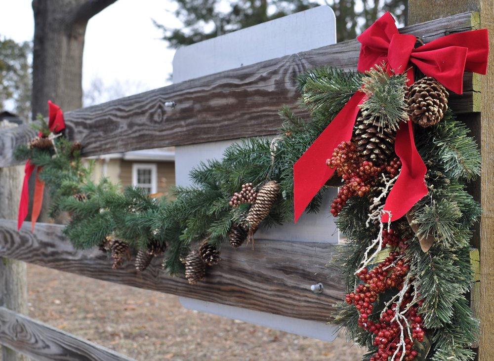 December at Villa di Maria