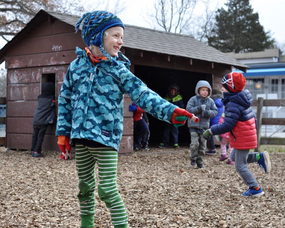 5 Reasons to Get Your Kids Outside in the Winter Weather