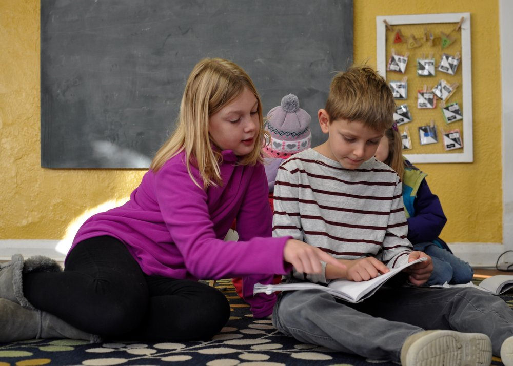 Mentoring in the Elementary Classroom