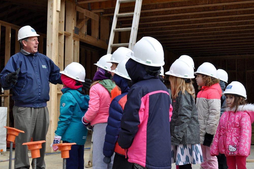 Construction Tour