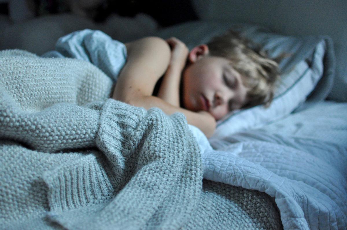 The Importance of Sleep, + 5 Tips to Establishing Good Sleep Habits