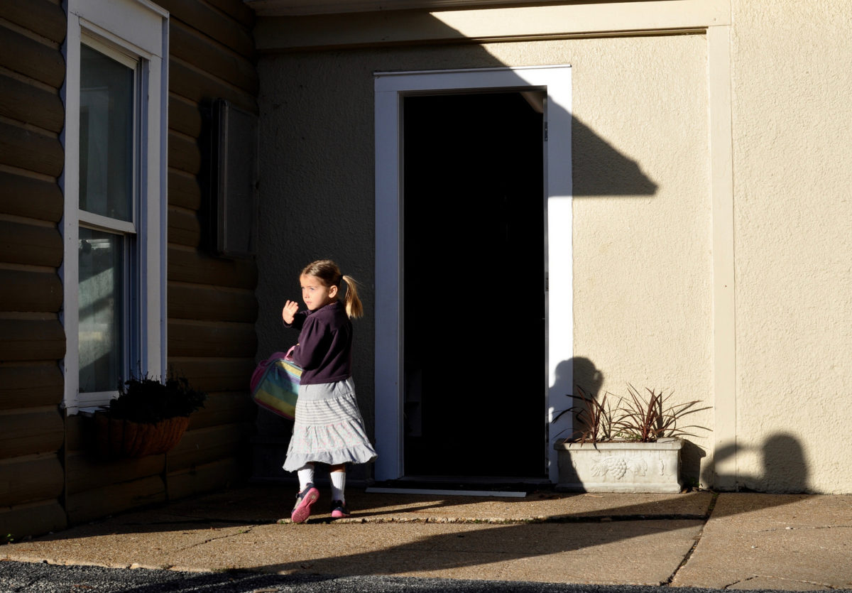 Independence in the Primary Child: Why We Should Let Them Walk