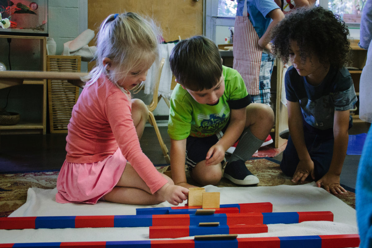 On Choice: Part 3 – Choice, Community and the Montessori Classroom