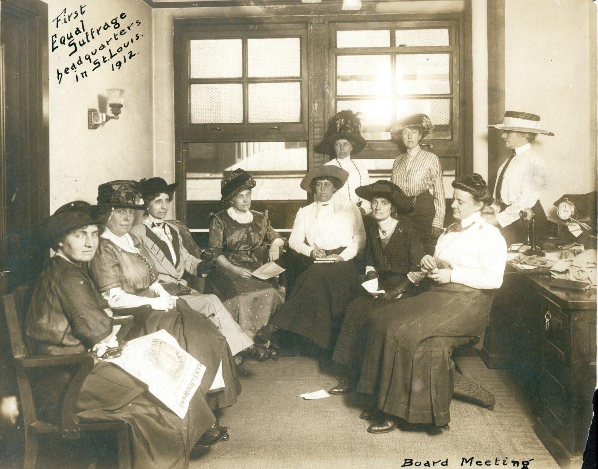 Women's History Month in STL…