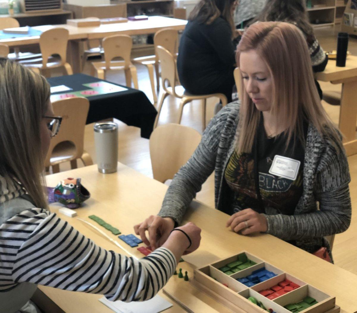 Montessori Immersion, a Parent Education Event