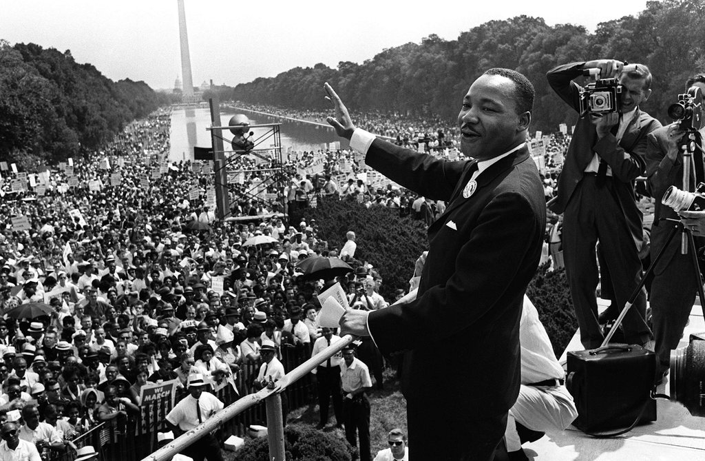 In Remembrance of Reverend Dr. Martin Luther King, Jr.