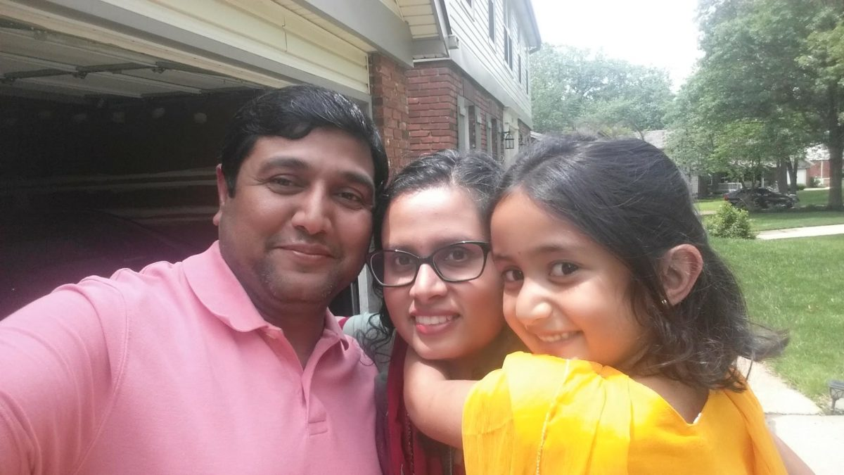 We are VdM (at a distance): The Desai Family