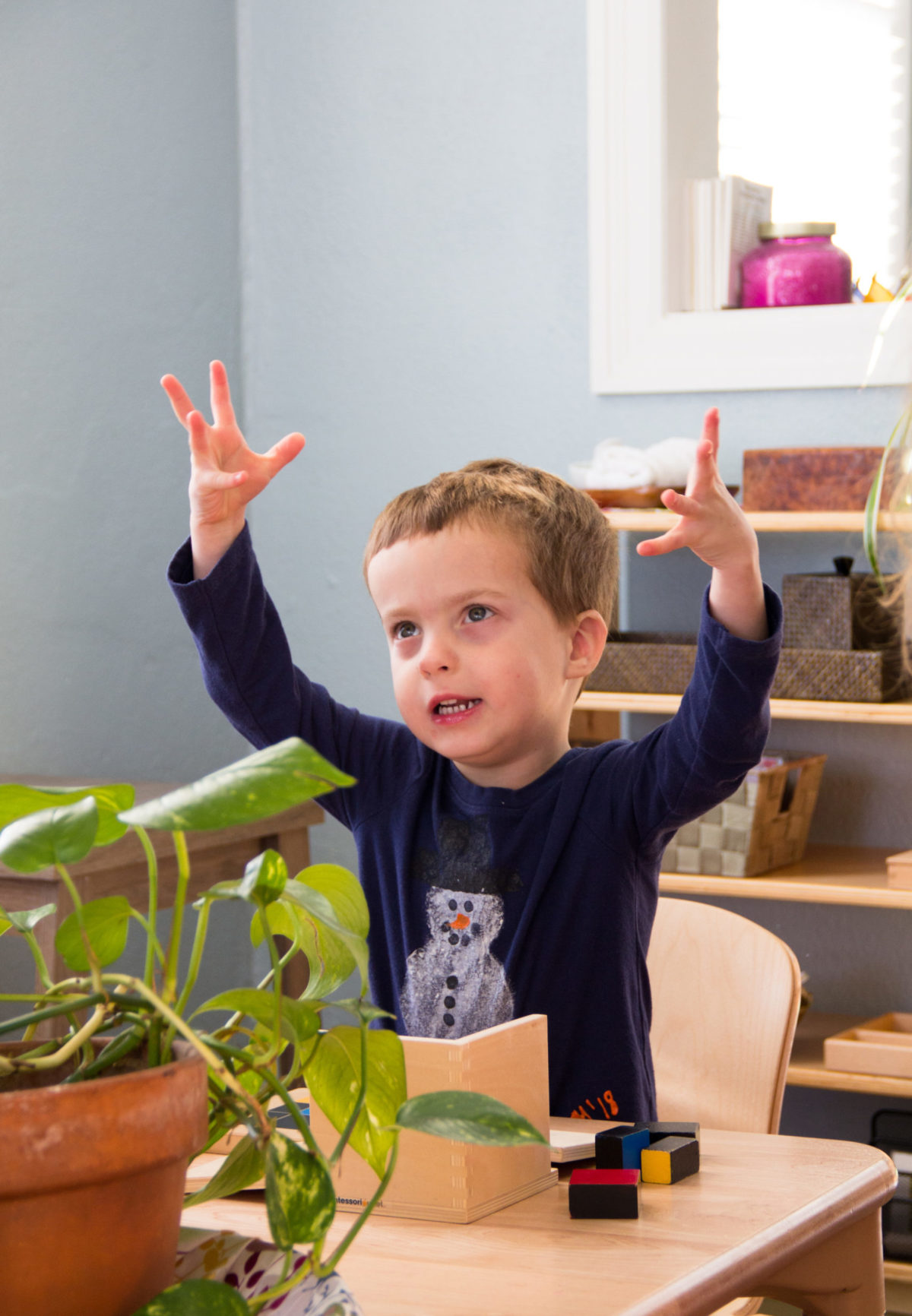 Calling All Parents – VdM Children's Houses are Now Enrolling!