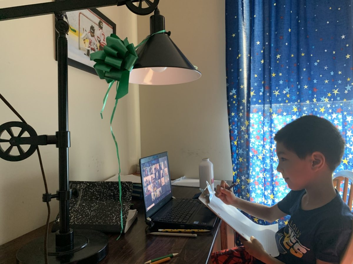 A Peek into Our Elementary Distance Learning Program